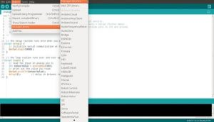 Getting Started with the Arduino Desktop IDE schematics