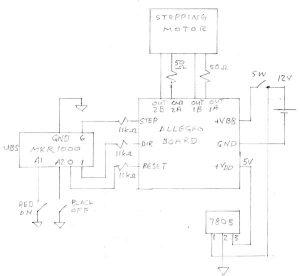 Limb Shaker schematics