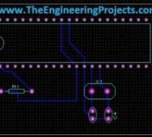 PCB Designing in Proteus ARES