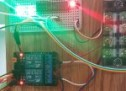 Plant Moisture Monitoring and Watering with LED Indicator