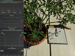 Plant Monitoring System