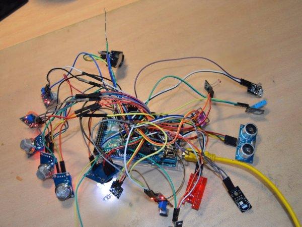 The Sensometer 22+ Sensors