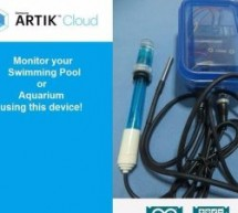 Water Quality Monitoring Using MKR1000 and ARTIK Cloud