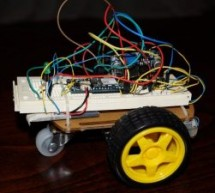 Wi-Fi RC Car – Qi Enabled