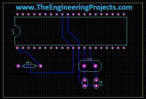 will start and you PCB will become ready as shown in below figure