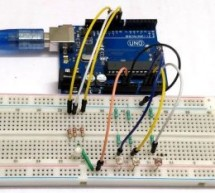 Arduino Color Mixing Lamp using RGB LED and LDR