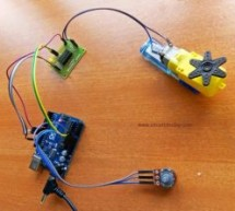 Arduino Gear Motor Interface Using IC L293D