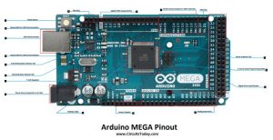 Arduino Mega Tutorial – Pinout & Schematics