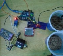 Automatic Irrigation System using Arduino
