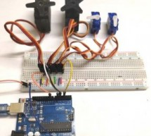 Controlling Multiple Servo Motors with Arduino