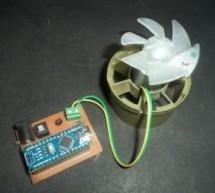 DC Motor Speed Control Using Arduino & PWM