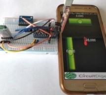DIY Arduino Inclinometer using MPU6050