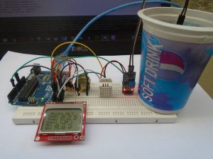 DIY Arduino Weather Station using Nokia Display