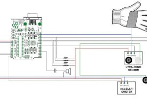 How to Build an Air Guitar With Arduino, Aka the AIRduino Guitar schematics