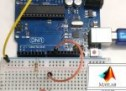 Interfacing Arduino with MATLAB – Blinking LED