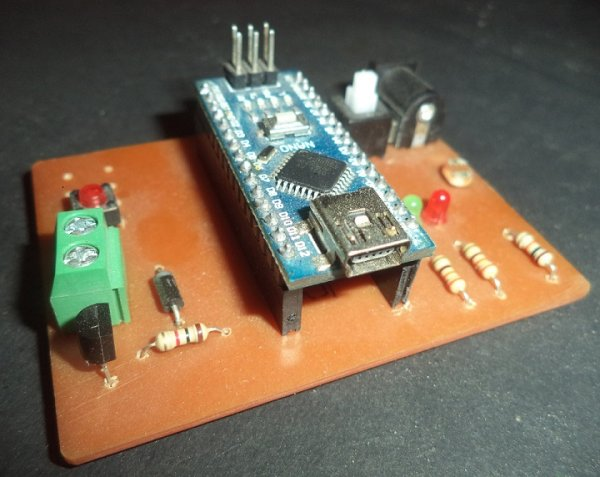 Project Auto Intensity Control Of Street Light Using Arduino