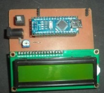 Project: Car Speed Detector Using Arduino