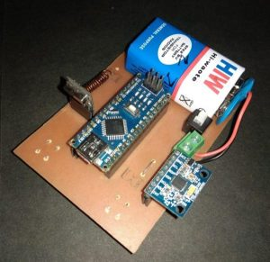 Project Gesture Controlled Mouse (Air Mouse) Using Arduino & Accelerometer