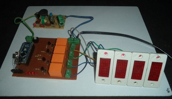 Project: Home Automation Using IR Remote Control -Use Arduino for