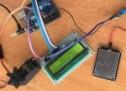 Rain Sensing Wiper using Arduino and Servo Motor