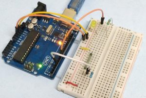 Reed Switch Interfacing with Arduino
