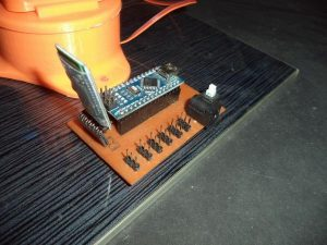 Simple Robotic Arm Project Using Arduino