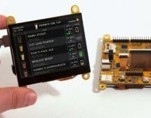 """Sunflower Shield – A 3.5"""" TFT Touch Screen Display for the Arduino"""