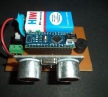 Ultrasonic Blind Walking Stick Using Arduino