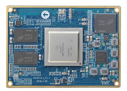 FORLINX OK5718-C COMES WITH PRU TECHNOLOGY