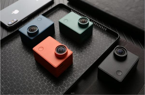 Seabird, a High-Performance Action Camera On a Budget With 4K HDR