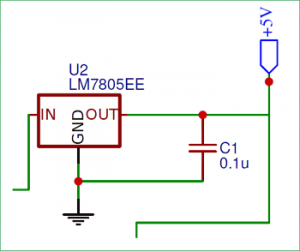 7805-Voltage-Regulator-Circuit