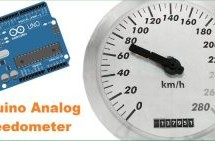 Analog Speedometer Using Arduino and IR Sensor