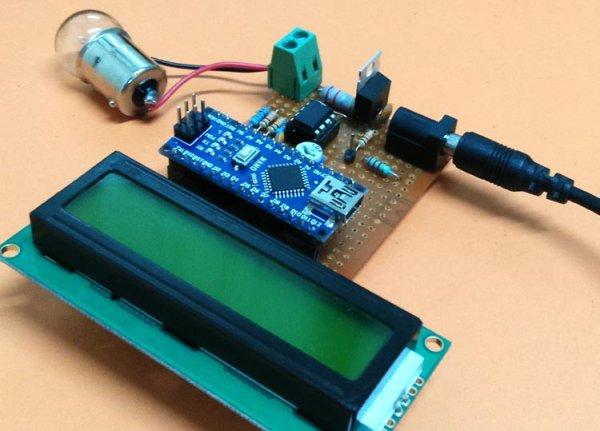 Arduino-Wattmeter