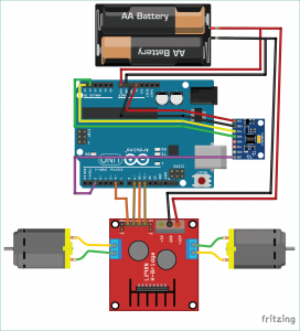 Circuit-Diagram-for-DIY-Self-Balancing-Robot-using-Arduino