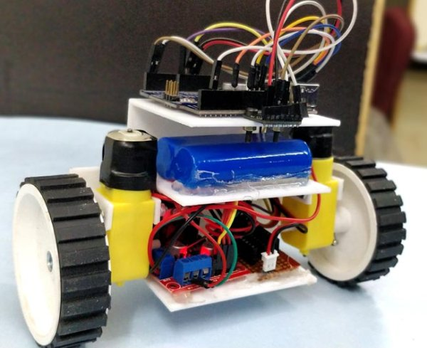 DIY Self Balancing Robot using Arduino -Use Arduino for Projects