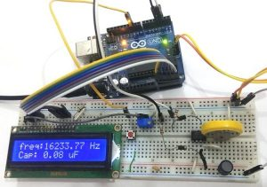 Circuit-Hardware-for-LC-Meter-Using-Arduino