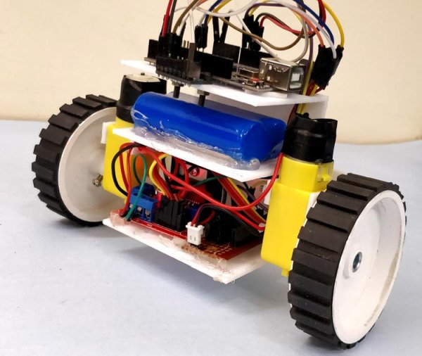 DIY-Self-Balancing-Robot-using-Arduino