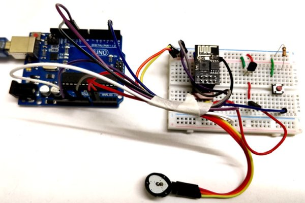 IoT Based Patient Monitoring System using ESP8266 and