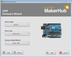 LINX-firmware-wizard