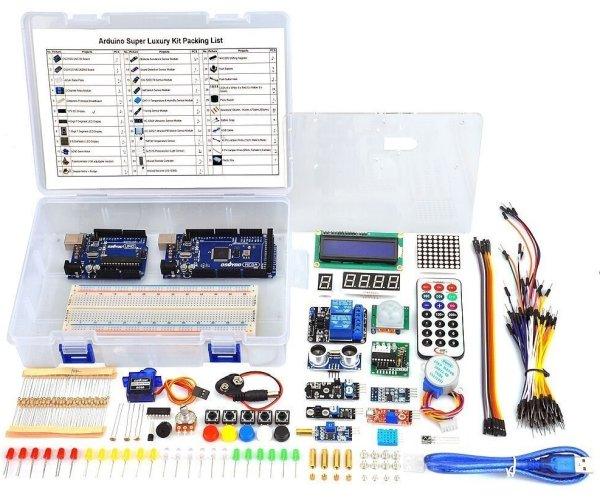8 Best Arduino Starter Kit for Beginners -Use Arduino for