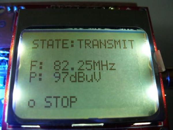SI4713 ARDUINO UNO FM AM TRANSMITTER