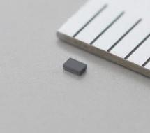 32.768 kHz MEMS resonator is only 0.9×0.6×0.3mm
