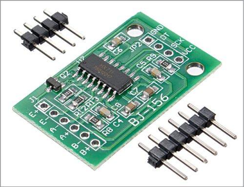 Analogue amplifier HX711