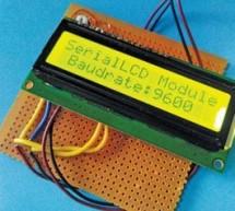 Serial LCD Module