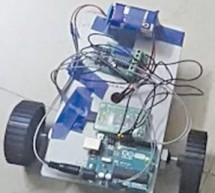Arduino based Smartphone Controlled Robot Car