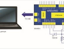 PC-based Oscilloscope Using Arduino