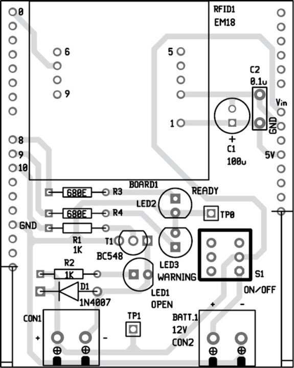 rfid based access control using arduinouse arduino for projects