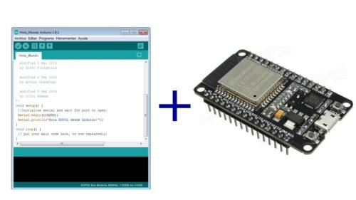 ESP32 support in Arduino IDE