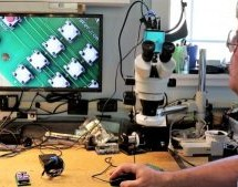 ARDUINO PROVIDES HANDS-FREE FOCUS FOR DIGITAL INSPECTION SCOPE