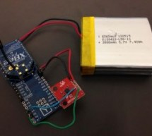 Magnetometer Parking Sensor